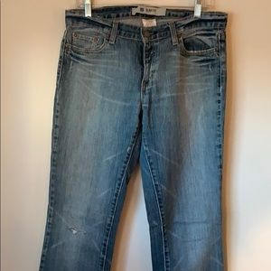2 for $15 GAP Distressed Slim Fit Jeans